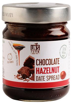 Chocolate Hazelnut Date Butter