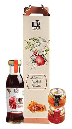 Pomegranate Decorative Gift Box