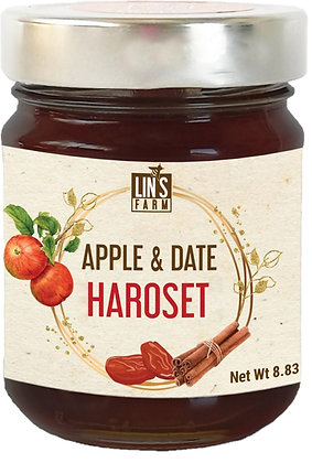 Apple & Date Haroset