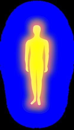Heilen in der Aura
