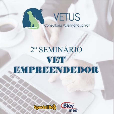 2º Seminário Vet Empreendedor