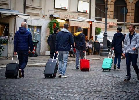 Jewish Quarter, Rome. 2018
