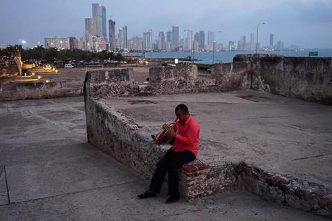 Cartagena, Colombia. 2019