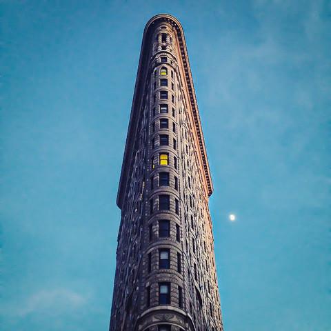 Flatiron Building, New York City. 2015
