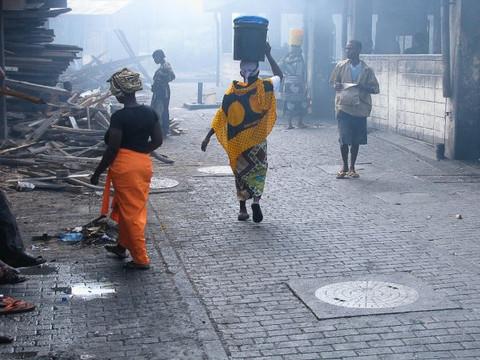 Dar es Salaam, Tanzania. 2009
