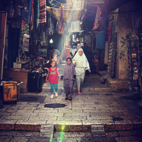 Old City of Jerusalem, 2016
