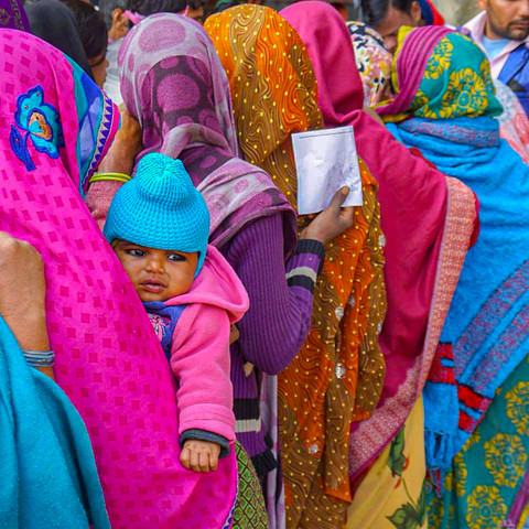 Kanpur, Maharastra, India. 2015