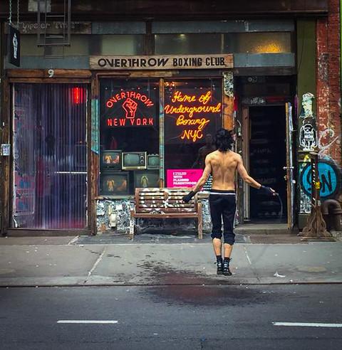 The Bowery, New York City. 2017