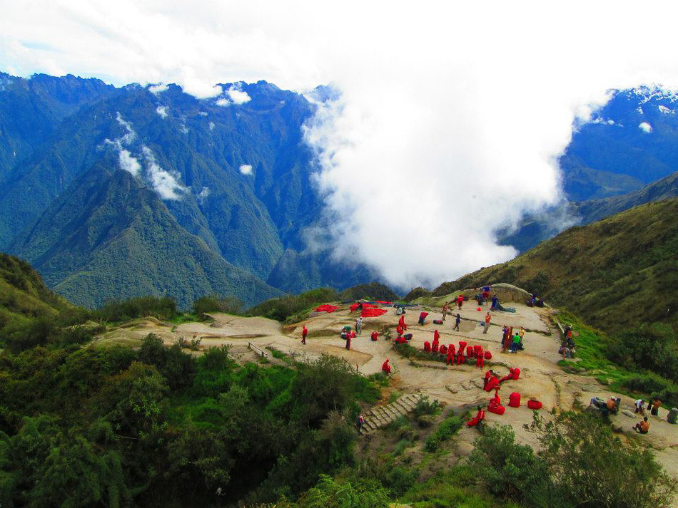 Inca Trail, Andes Mountains, Peru. 2012