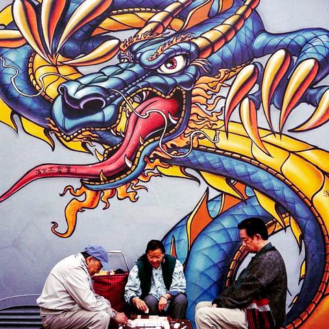 Chinatown, San Francisco. 2015