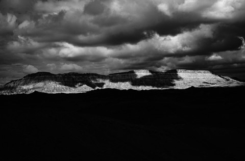 Mactesh Ramon Crater, Negev Desert, Israel. 2018