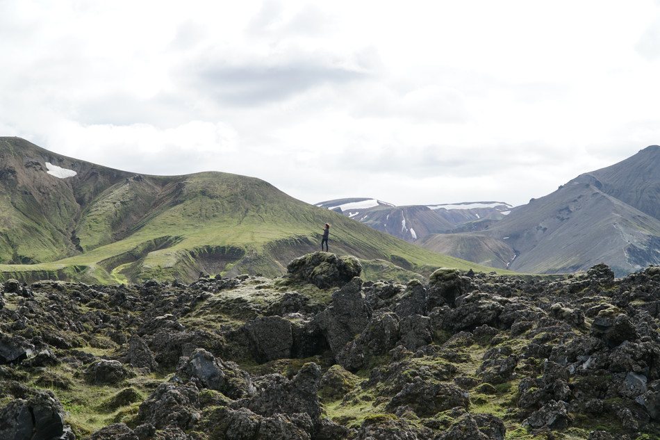 Landmannalaugar, Iceland. 2018
