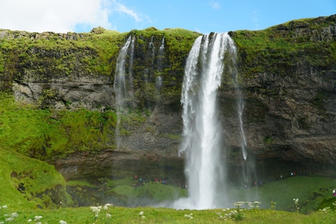 Seljalandsfoss, Iceland. 2018