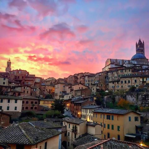 Siena, Italy. 2017