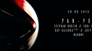 """Pan-Pot """"The Other"""" Album Release Party at Watergate, Berlin - 26.09.15"""
