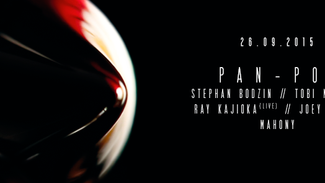 "Pan-Pot ""The Other"" Album Release Party at Watergate, Berlin - 26.09.15"