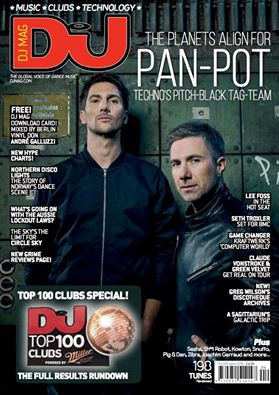 DJ Mag: Techno's pitch-black tag-team
