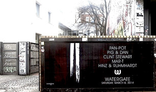 Pan-Pot pres. Second State at Watergate, March 8th, 2014