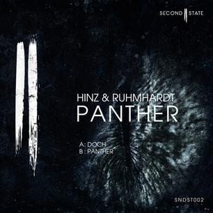 HINZ & RUHMHARDT - PANTHER EP [SECOND STATE AUDIO: SNDST002]