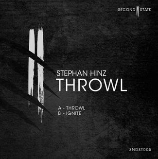 Stephan Hinz's Throwl EP Beatport Exclusive