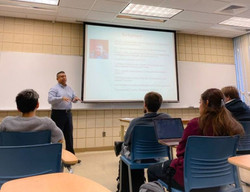 Thanks Rowan College of SJ for the opportunity to speak to our future IT leaders! I was im