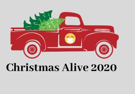 Christmas alive hygiene drive