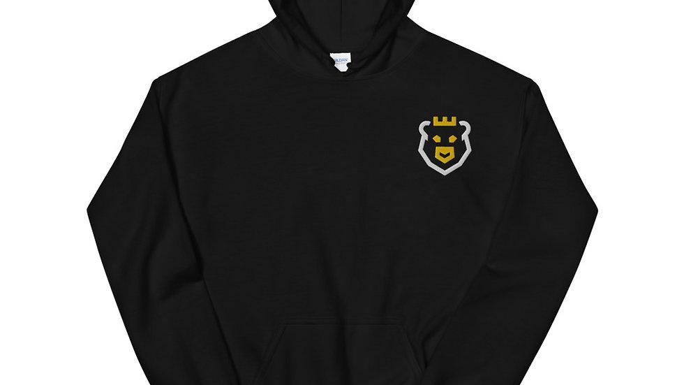 HTB Unisex Hoodie Embroidered
