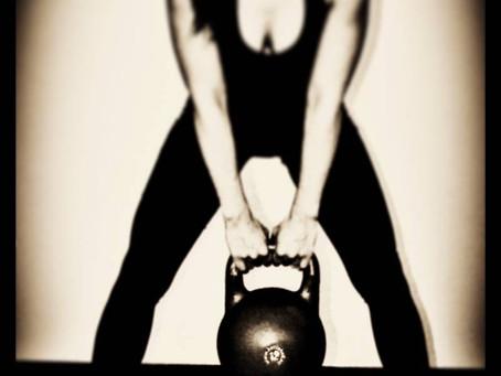 Kettlebells - das effektivste Kraft- und Kardiotraining