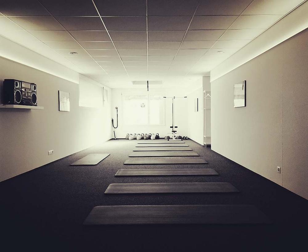 Pilates Matte radiuzwei physiotherapie pilates oberwil