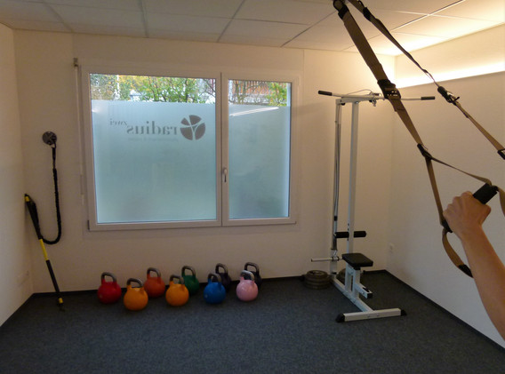 radiuszwei. physiotherapie & pilates oberwil