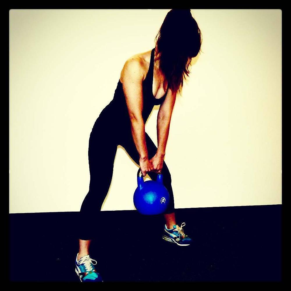Kettlebell radiuszwei physiotherapie personal training oberwil