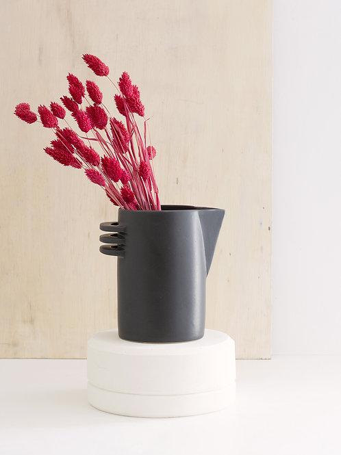 Pichet Athéna Noir | Anse horizontale