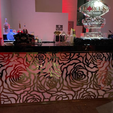 Casino Themed Event