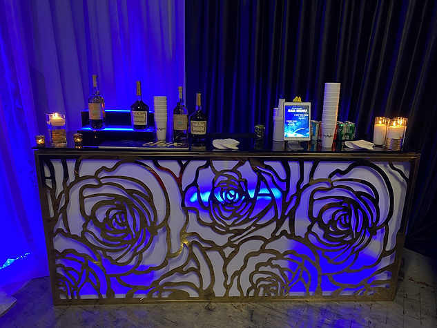 Gold Rose Bar (Rental Options Available)