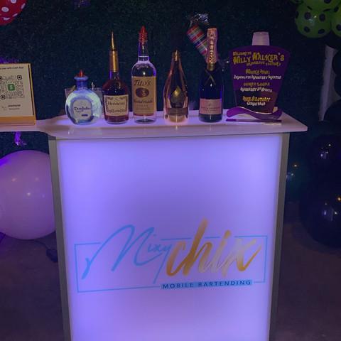 Birthday Party-Mini Bar