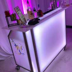Large LED Portable Bar