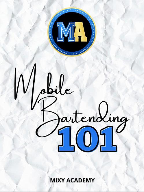 Mobile Bartending 101