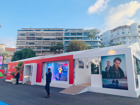 The Gulf hits Cannes!