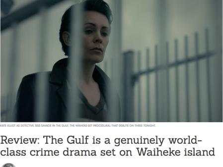 The Gulf - 'World-class crime drama'!