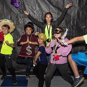 Mesa Robles 6th grade Glow in the Dark Party