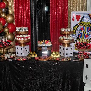 LiveGlam Holiday Casino Night
