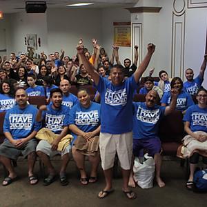 Victory Outreach Eagle Rock Baptism