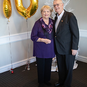 Gary's 80th Birthday