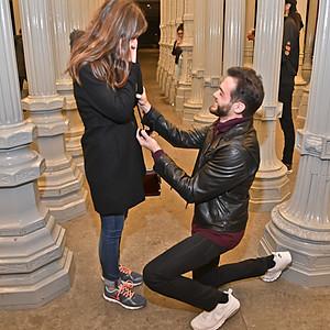 Daniel Maldonado 's Engagement