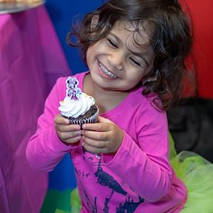 Maea's 3rd birthday