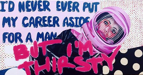 "Career Woman - 5 x 10 "" Print"