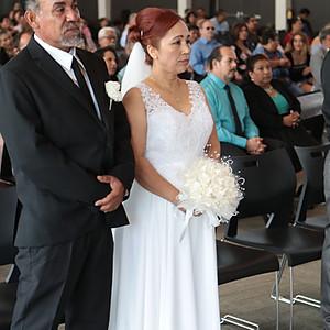 Pastora Leon & Jorge Echegaray's Wedding