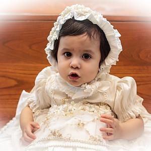 Valerie Emma Barajas - Baptism