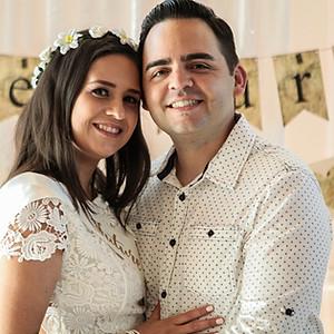 Vicky & Oscar's Wedding Shower
