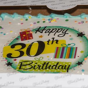 Eli's 30th Birthday Party